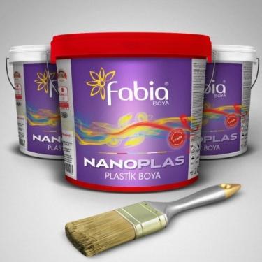 Nanoplas Plastik Boya