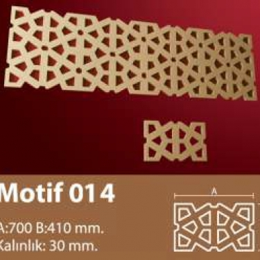 MOTİF 14