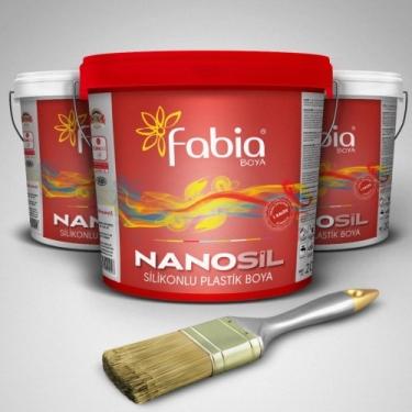 Nanosil Silikonlu Plastik Boya