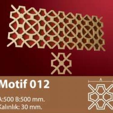 MOTİF 12